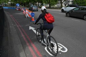 Evening Standard, Cyclists in London